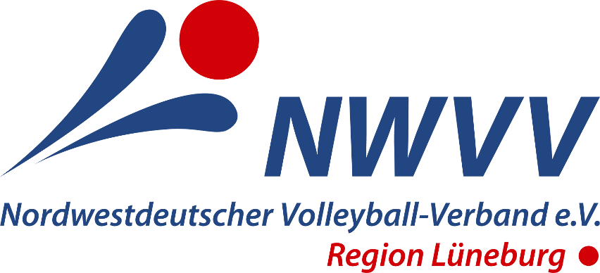 Logo Volleyball Region Lüneburg